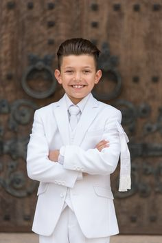 First Communion Portraits | House of Lubold Photography, Massachusetts