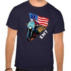 EMT Biker Shirts