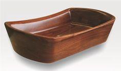 Wood Vessel Sink Oak Walnut Teak Canada