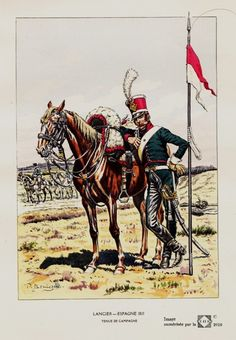 Napoleonic Wars, Reno, Cavalier, Soldiers, Camel, Men's Costumes, Battle, Flag, Military