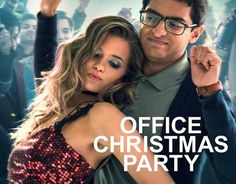 OFFICE CHRISTMAS PARTY movie poster No.3 | Movie Posters ...
