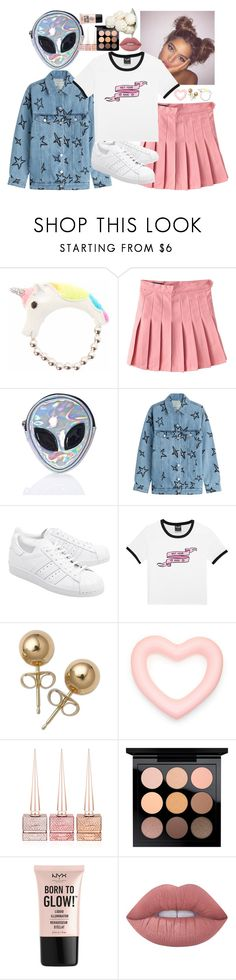 """i couldn't stay, i had to walk away"" by emmafromrio ❤ liked on Polyvore featuring Disturbia, Être Cécile, adidas Originals, Bling Jewelry, Christian Louboutin, MAC Cosmetics, NYX and Lime Crime"