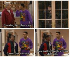 Fresh Prince of Bel Air Stupid Funny, The Funny, Funny Jokes, Hilarious, Witty Memes, Funny Stuff, Fresh Prince, Black Girl Problems, Films