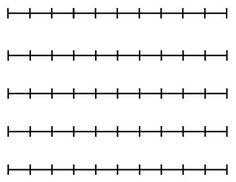√ Blank Number Line Printable. 30 Blank Number Line Printable. Number Line Integer Number Line, Number Line Subtraction, Printable Number Line, Printable Numbers, Open Number Line, Number Lines, 2nd Grade Math Worksheets, First Grade Math, Grade 1