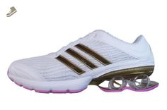 adidas Neptune Bounce Womens Running sneakers / Shoes - White - SIZE US 6 - Adidas sneakers for women (*Amazon Partner-Link)