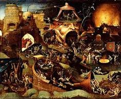 medieval images of hell - Google Search