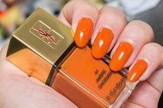 YSL-La-Laque-Couture-Nail-Lacquer-Polish-Spicy-Collection-2014-44-Amber-Gingembre-2