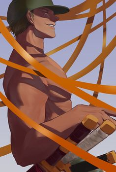 Roronoa Zoro What's with the hat