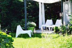 Ogród styl Nowoczesny Ogród - zdjęcie od nisza - Homebook.pl
