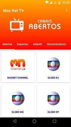 Max Net Tv Apk V5 0 Assista Os Jogos Da Copa Aplicativo Tv