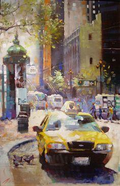 Jian Wu: San Francisco Yellow Cab