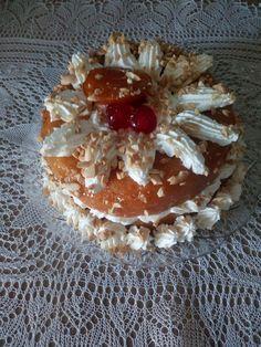 Camembert Cheese, Dairy, Cream, Sweet, Recipes, Food, Greek Recipes, Creme Caramel, Candy