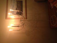 Candelabra Candelabra, Candle Sconces, Wall Lights, Decorations, Candles, Lighting, Home Decor, Appliques, Decoration Home