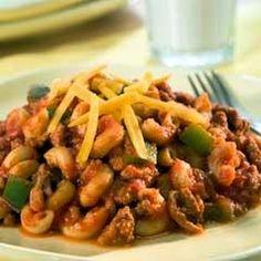 Ragu Turkey Chili Mac