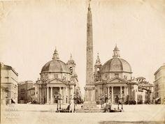 Piazza del Popolo (1875)