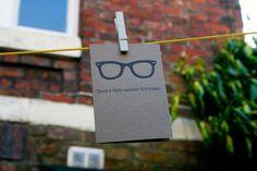 Spec-tacular Hipster Birthday Card. £2.00, via Etsy.