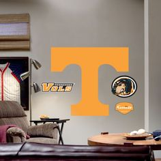 Fathead Tennessee Logo Wall Graphic - 61-61222