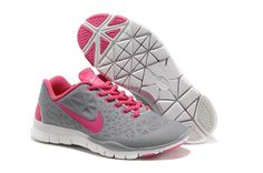 03451e950c41c Nike Free TR Fit 3 Breathe Grey Pink Women s Training Shoes Pink Shoes over  off