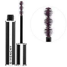 Givenchy - Noir Couture 4 in 1 Mascara  in 1 Black Satin #sephora