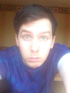 Is it just me or does Phil look like Connor Franta in this picture? It's just me,  isn't it?