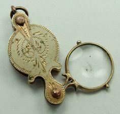 Magnifying Glass | Sandys Vintage Charms