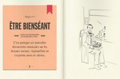 Before Visiting Paris, Check Out This Handy Subway Etiquette Guide
