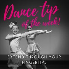 Send energy out through the lengths of your finger tips and the tips of your toes — this will make all of your movements appear longer, stronger, and more controlled! Dance Tips, Performing Arts, Finger, Movie Posters, How To Make, Instagram, Film Poster, Gcse Art, Sleeve