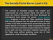 #Louis #Gerard #Saliot #travel #tourism #island #natadola #marine #projects