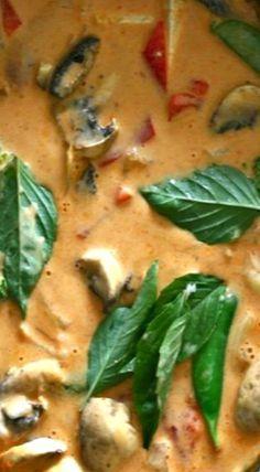 Panang Curry`