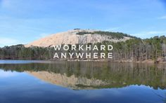Stone mountain Lake - Work Hard Anywhere | WHA — Laptop-friendly cafes and spaces. (Wifi, outlets, seating, and more)