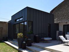 Extension contemporaine Lyon Ecully