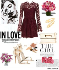 In Love feat. the DV Dolce Vita Pissaro Dress. See the look here: http://stylesets.dailylook.com/sets/129703