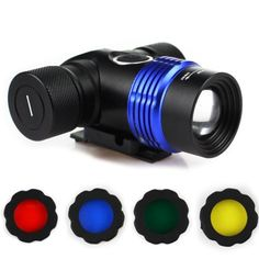Special Offers - Getek 2000 Lumen CREE XM-L T6 LED Bicycle Zoom HeadLight HeadLamp Flashlight 4 Lens - In stock & Free Shipping. You can save more money! Check It (October 06 2016 at 08:08AM) >> http://flashlightusa.net/getek-2000-lumen-cree-xm-l-t6-led-bicycle-zoom-headlight-headlamp-flashlight-4-lens/