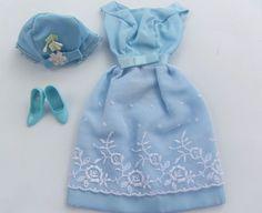 Vintage Barbie Doll Reception Line Outfit #1654 Complete 1966 Original Nice VHTF #Mattel #ClothingShoes