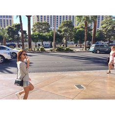 Last day in Vegas! ☀️ // @bernardokath