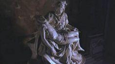 La Pietà di Michelangelo è arcinota, ma così non l'avete mai vista