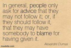 this is so true. alexandre dumas quote