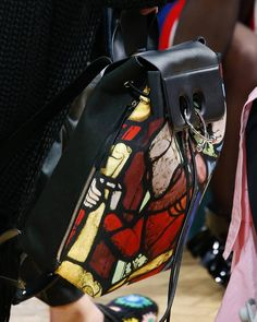 J.W.Anderson Pierce Backpack Details LFWM AW17
