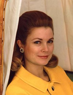 Beautiful Princess Grace photographed in 1969