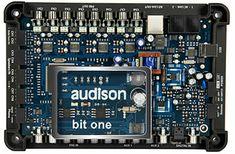 Audison Bit One Signal Interface Processor - Car Audio Stuff ltd Digital Signal Processing, Car Audio Systems, Acoustic, Oem, Products, Gadget