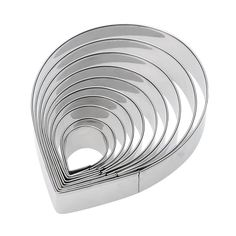 """10pcs Cake Mold Stainless Steel Fondant Cake Mold Rose Petal Cutter Kitchen Bake ware, DIY cake making.  Provides you with a wonderful mood.  Just enjoy your DIY time, enjoy the pleasure.   Specifications:  Product: Cake Mold  Material: Stainless steel  Pattern: Rose  Quantity: 10pcs  Application: Cake, sugar, cookie making...    10 X Cake Mold   Fast ship and send with""""FREE GIFT"""" by thehotproducts.com.   Thanks"""