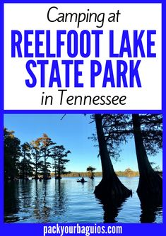 Reelfoot Lake State Park is a acre lake that is located in the northwest corner of Tennessee. Known at a fisherman's paradise, Reelfoot Lake State Park is also a great place to go camping. The park offers camping year-around in its 2 campgrounds. Honduras Travel, Jamaica Travel, Belize Travel, Best Places To Camp, Places To Travel, Places To Go, Camping In Tennessee, Camping 101, Kayak Camping