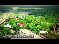 NAYC 2015 Announcement Video  Who's ready to invade Oklahoma City, Oklahoma
