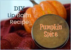 DIY pumpkin spice li
