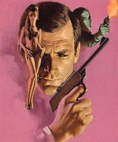 From Russia With Love - Ian Fleming / Bantam, May 1971 will always remind me of my mom, she loved the 007 books
