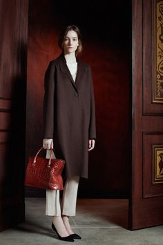 The Row Pre-Fall 2013.