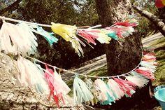 tassel banner