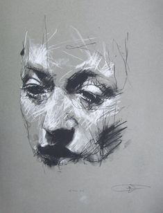 Image uploaded by Aleksandra. Find images and videos about art, drawing and grey on We Heart It - the app to get lost in what you love. Portrait Sketches, Portrait Art, Art Sketches, Art Drawings, Charcoal Portraits, Charcoal Art, Pastel Drawing, Painting & Drawing, Life Drawing