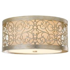 Finish:+Silver+Leaf+Patina  Diffuser:+Glass+-+Opal+Etched+  Material+List:+Lamp+Body+-+Steel    Listings:+UL+Listed+for+Damp+Locations  cUL+Listed+for+Damp+Locations