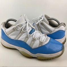 brand new 17bd6 d9068 Jordan Shoes   Nike Air Jordan 8 Retro Unc Low 2017   Color  Blue